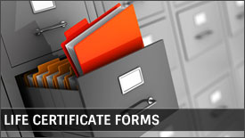 Life Certificate Forms